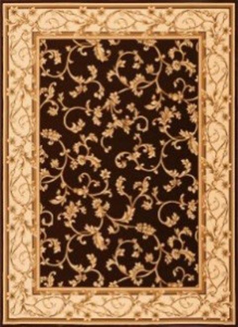 Jameel Brown Gold Medium Rug R403002 Rugs Price