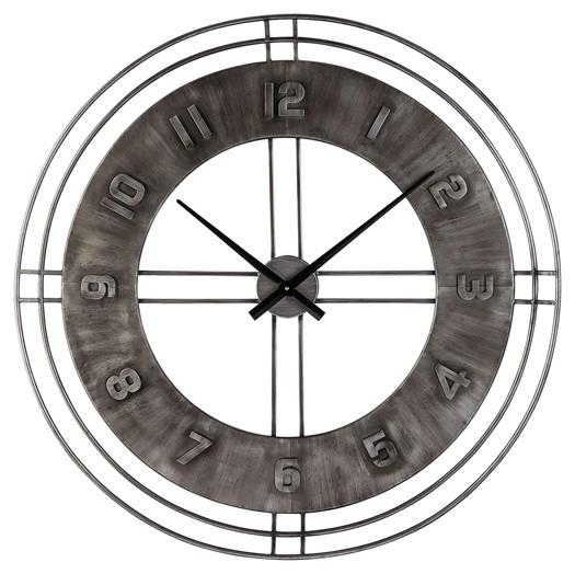 Ana Sofia - Antique Gray - Wall Clock