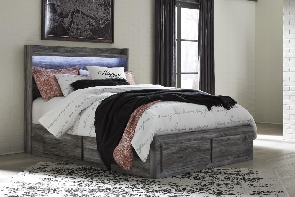 Baystorm - Gray - Under Bed Storage