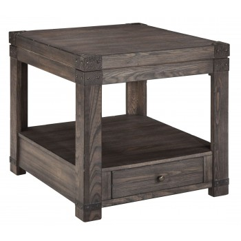 Burladen Rectangular End Table