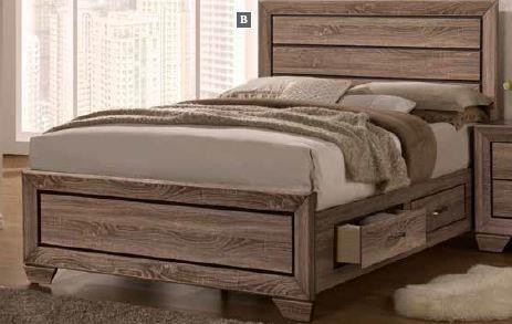 KAUFFMAN COLLECTION  - C KING BED