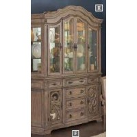 ILANA COLLECTION - Ilana Traditional China Cabinet