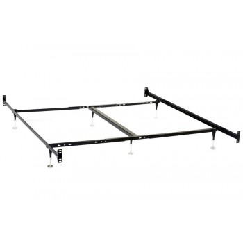 BED FRAMES - Bolt-On Bed Frame for California King Headboards and Footboards
