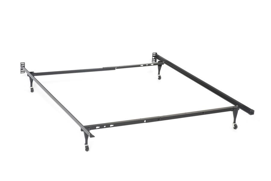 BED FRAMES - Metal Bed Frame for Queen, Eastern King and California ...