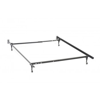 BED FRAMES - Metal Bed Frame for Queen, Eastern King and California King Headboards