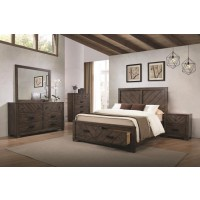 KW 4PC SET (KW.BED,NS,DR,MR)