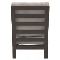 Cordova Reef Armless Chair with Cushion