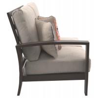 Cordova Reef Left-Arm Facing Loveseat with Cushion