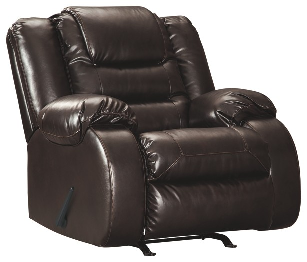 Vacherie - Chocolate - Rocker Recliner