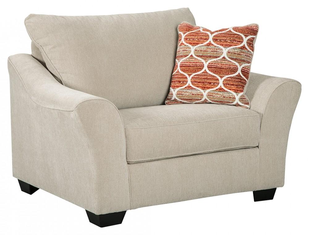 Lisle Nuvella - Tawny - Chair and a Half
