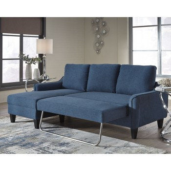 Jarreau - Blue - Queen Sofa Sleeper