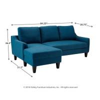 Jarreau - Blue - Queen Sofa Sleeper