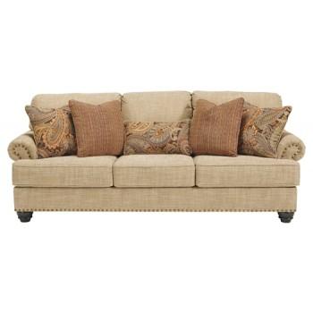 Candoro - Oatmeal - Queen Sofa Sleeper
