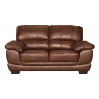 Fontenot - Chocolate - Loveseat