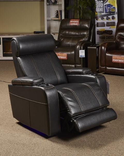 Fine Boyband Black Power Recliner Machost Co Dining Chair Design Ideas Machostcouk