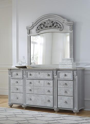 Zolena Bedroom Mirror
