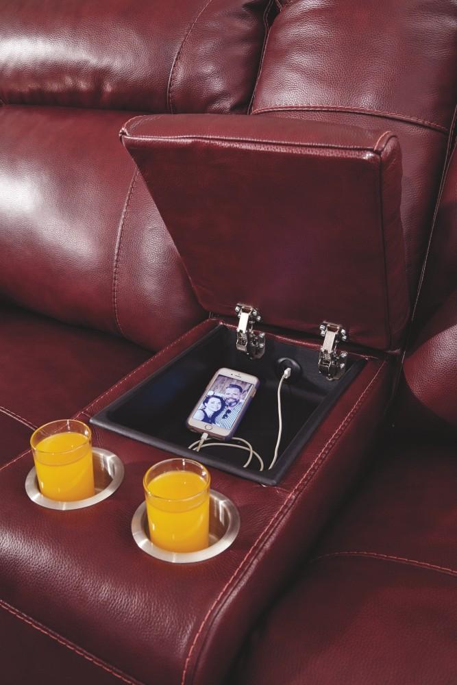 Peachy Duvic Crimson Pwr Rec Loveseat Con Adj Hdrst 5620218 Spiritservingveterans Wood Chair Design Ideas Spiritservingveteransorg