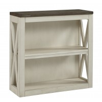 Bolanburg - Two-tone - Medium Bookcase