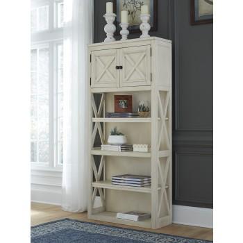 Bolanburg - Two-tone - Large Bookcase