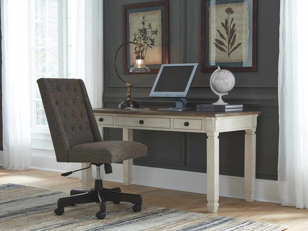 home office desks for two. Bolanburg Home Office Desks For Two I