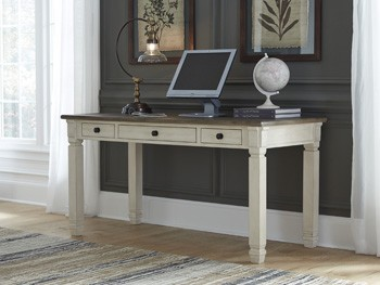 Bolanburg Two Tone Home Office Desk H647 44 Home Office