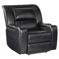 Dossman - Midnight - Power Recliner
