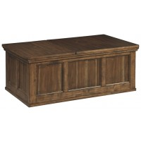 Flynnter - Medium Brown - Lift Top Cocktail Table