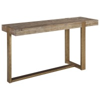 Paluxy - Light Brown - Sofa Table