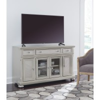 Coralayne - Silver - TV Stand