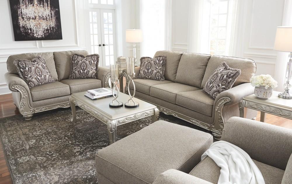 Gailian smoke ottoman ottomans pruitt 39 s fine furniture for Pruitts bedroom sets