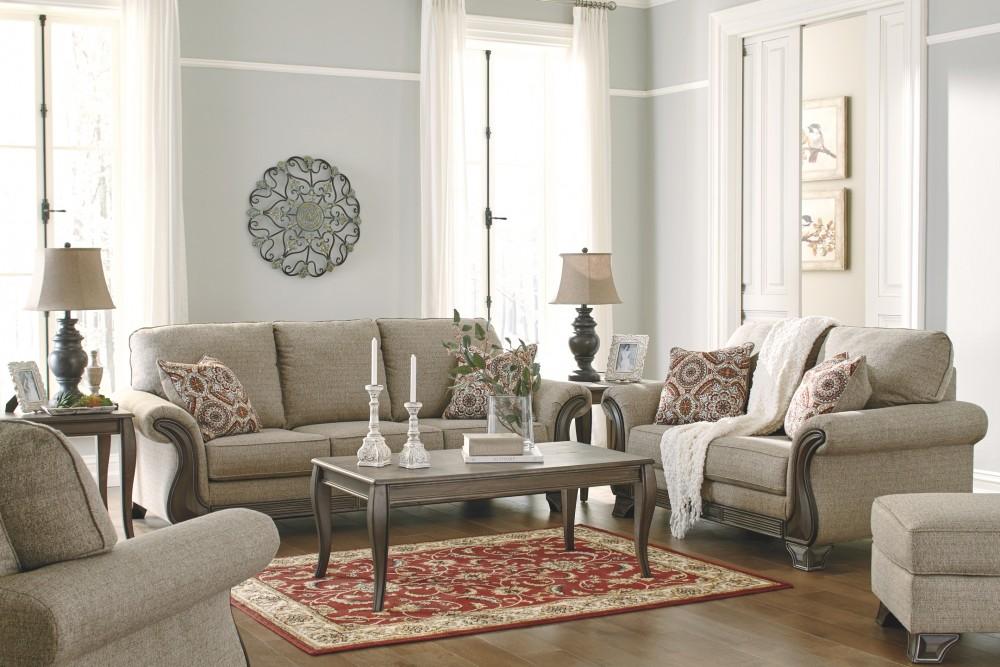 Magnificent Claremorris Fog Loveseat 1800335 Love Seats Dunlop Cjindustries Chair Design For Home Cjindustriesco