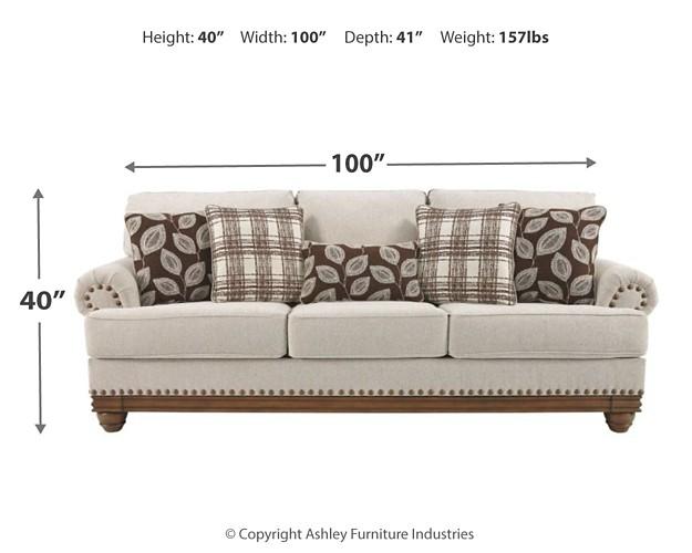 Marvelous Harleson Wheat Sofa Cjindustries Chair Design For Home Cjindustriesco