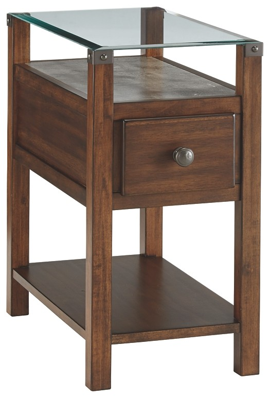 Diamenton - Multi - Chair Side End Table