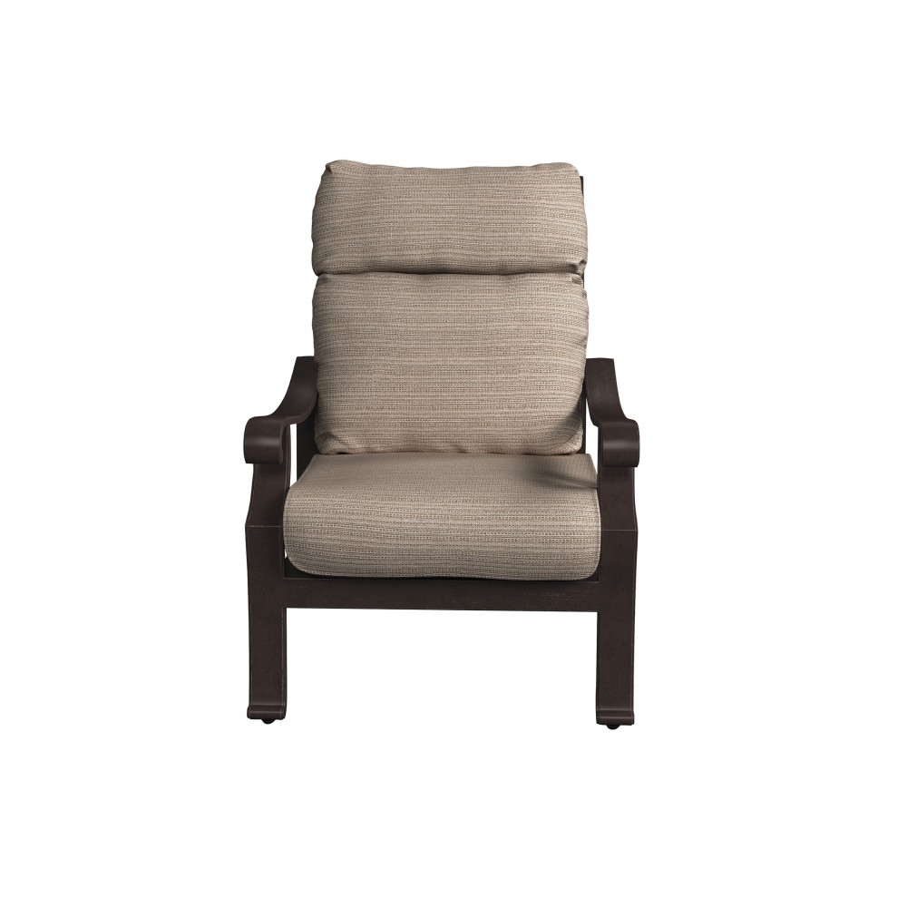 Chestnut Ridge - Brown - Lounge Chair w/Cushion (1/CN) - Chestnut Ridge - Brown - Lounge Chair W/Cushion (1/CN) P445-820