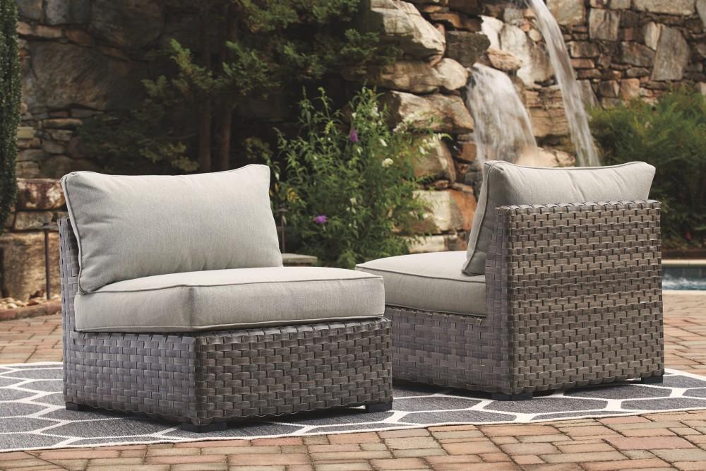 Amazing Spring Dew Armless Chair With Cushion Set Of 2 Creativecarmelina Interior Chair Design Creativecarmelinacom