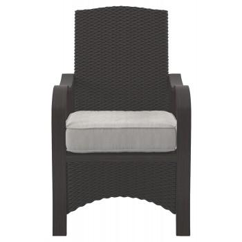 Marsh Creek   Brown   Chair With Cushion (2/CN)