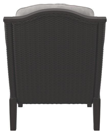 Marsh Creek   Brown   Lounge Chair W/Cushion (2/CN)