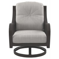 Marsh Creek - Brown - Swivel Lounge w/Cushion (2/CN)
