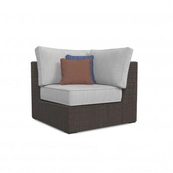 Alta Grande Corner Chair with Cushion
