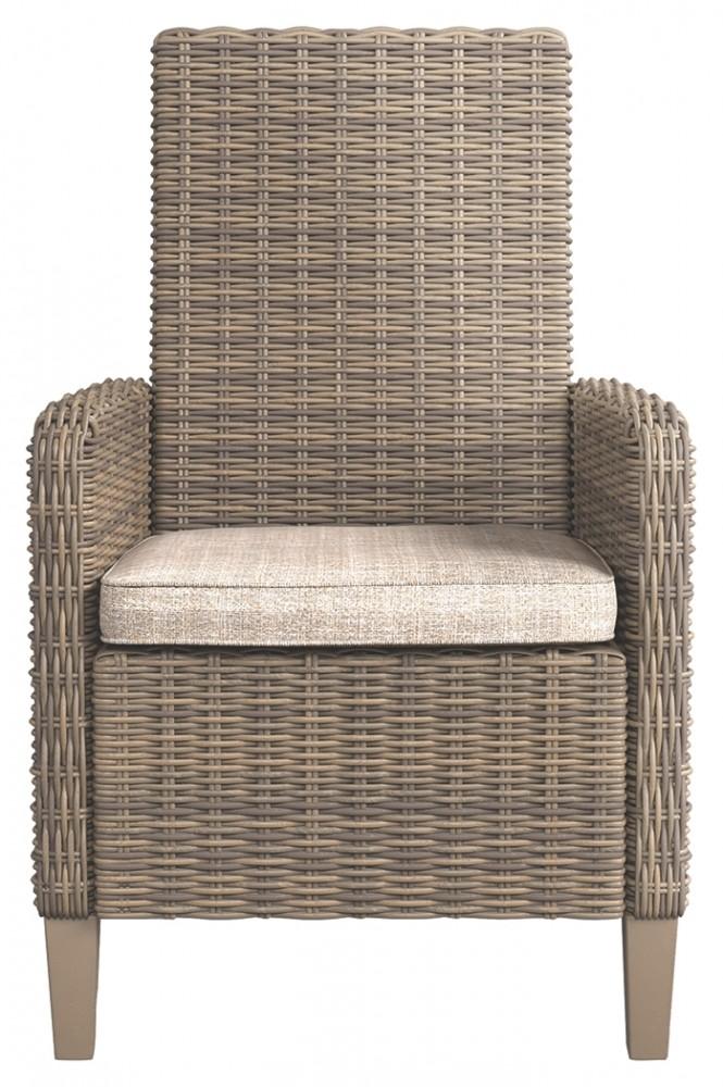 Beachcroft - Beige - Arm Chair With Cushion (2/CN)