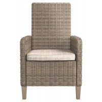 Beachcroft - Beige - Arm Chair With Cushion (2/CN)