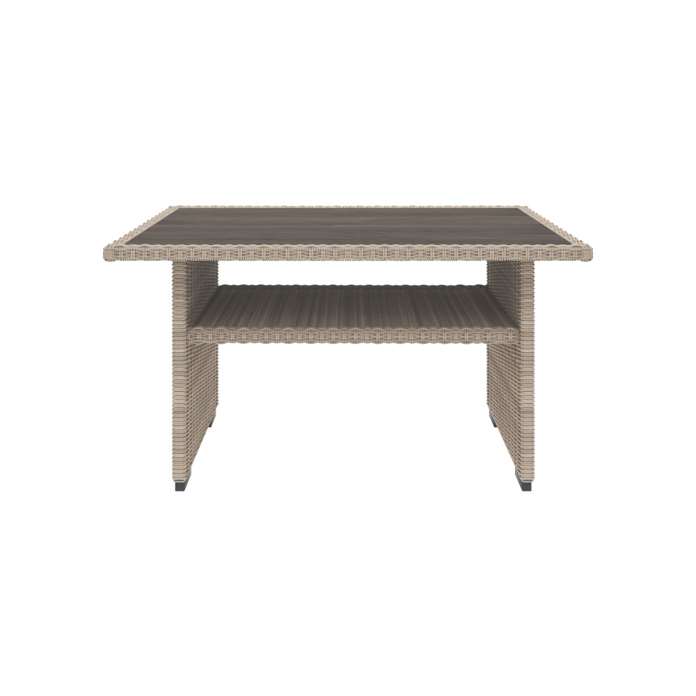 Silent Brook   Beige   RECT Multi Use Table
