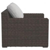 Alta Grande - Beige/Brown - Lounge Chair w/Cushion (1/CN)