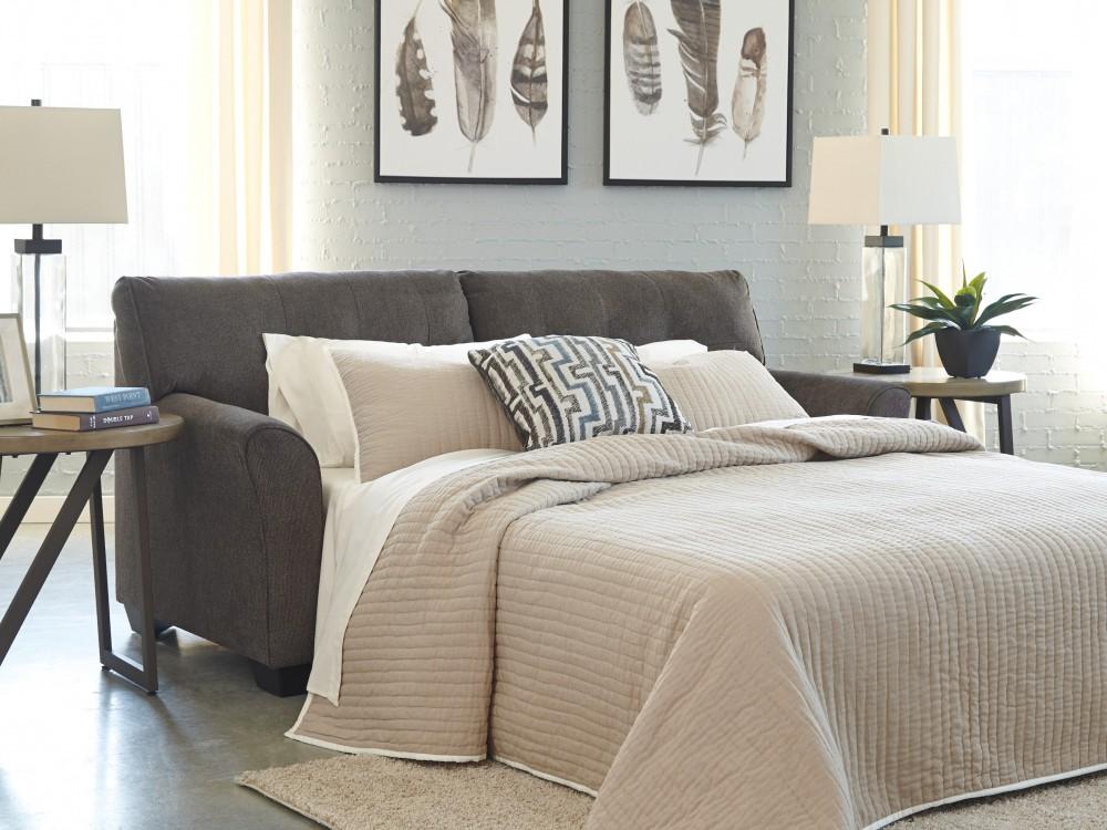 Alsen   Granite   Full Sofa Sleeper