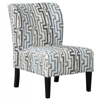 Alsen - Granite - Accent Chair