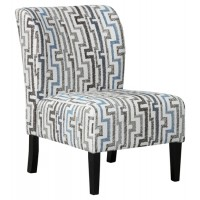 Alsen - Granite - Accent Chair