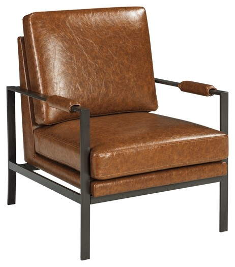Peacemaker   Brown   Accent Chair. Click To Expand. Peacemaker