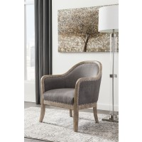 Engineer - Brown - Accent Chair
