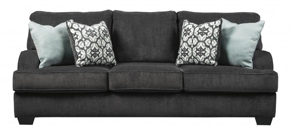 Charmant Charenton   Charcoal   Sofa