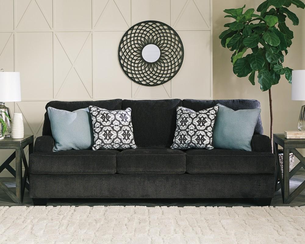 Charenton Charcoal Queen Sofa Sleeper 1410139 Sleeper Sofa